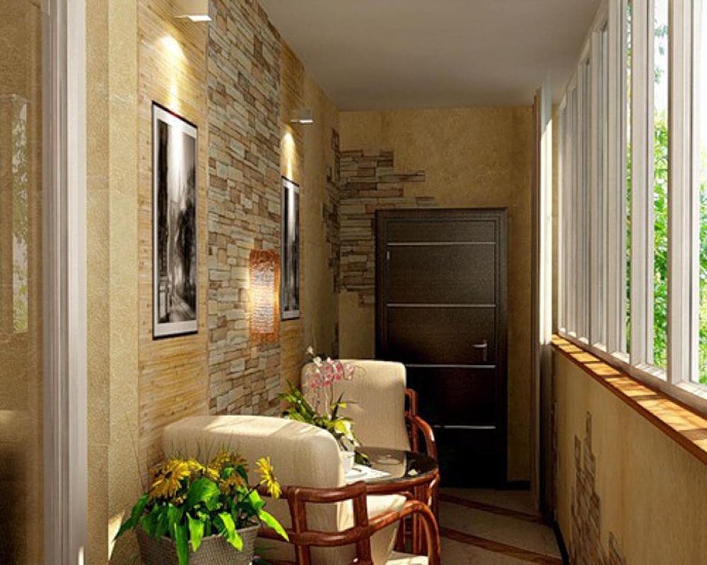 Мебель для балкона - как красиво спланировать дизайн.