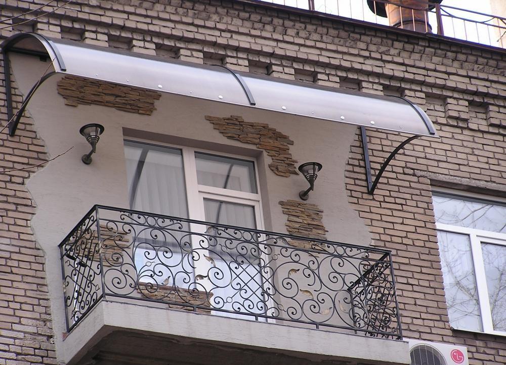 Крыша-навес