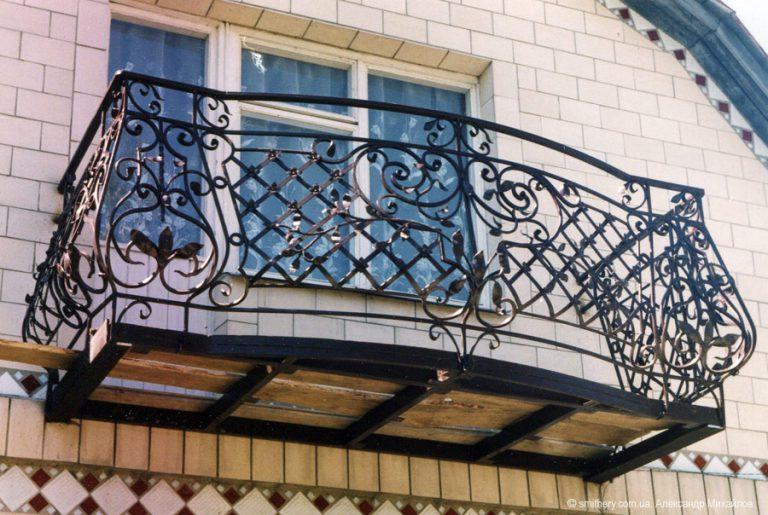 Балконы - ковка в твери.
