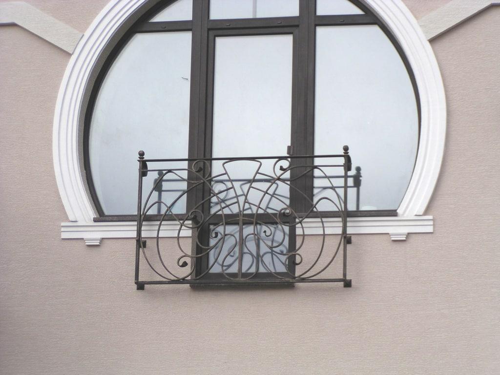 Вариант французского балкона