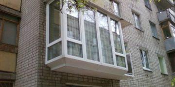 площадь балкона